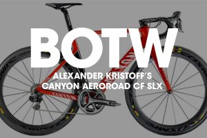Bike of the Week: Alexander Kristoff's Canyon Aeroroad CF SLX
