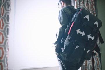 Green Guru Stand-By Travel Bag System Kickstarter