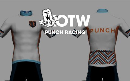 WTFKOTW: PUNCH Racing 2015 Kit