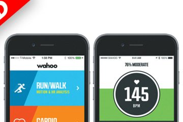 Released: Wahoo Fitness RunFit App