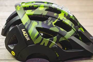 First Look: Lazer Revolution MIPS Helmet