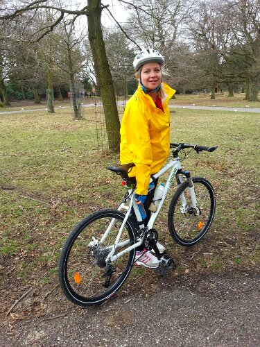 Plumley - Cycling With Wind Resistance