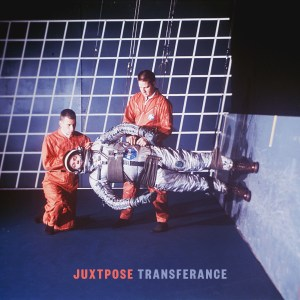 Transferance EP -Juxtpose Cover
