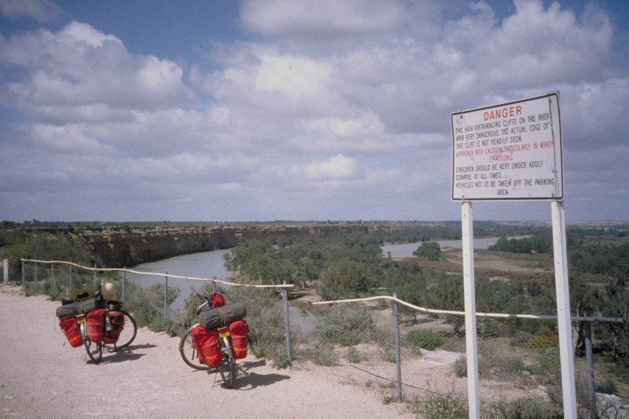 View of the Murray River