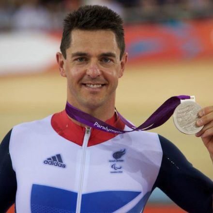 MARK COLBOURNE WINS GREAT BRITAIN'S FIRST PARALYMPIC MEDAL
