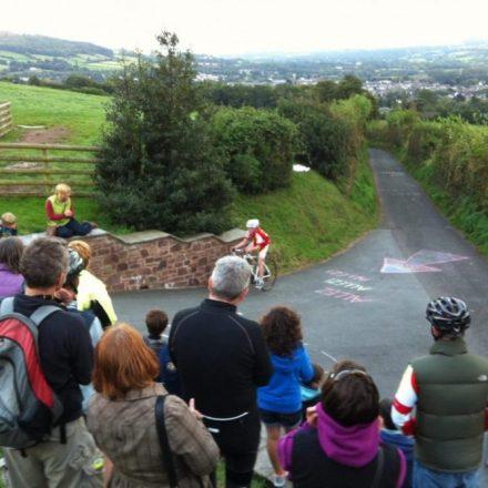 Cwmheulog Hill-Climb