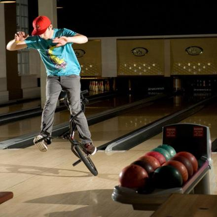 BMX Bowling