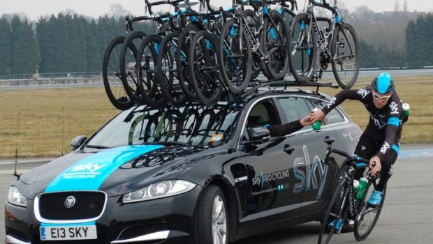 Pushing the Limits - Team Sky's approach to training Sports Directors