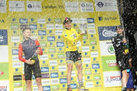 Aviva Tour of Britain 2015   Stage Eight - London presented by T