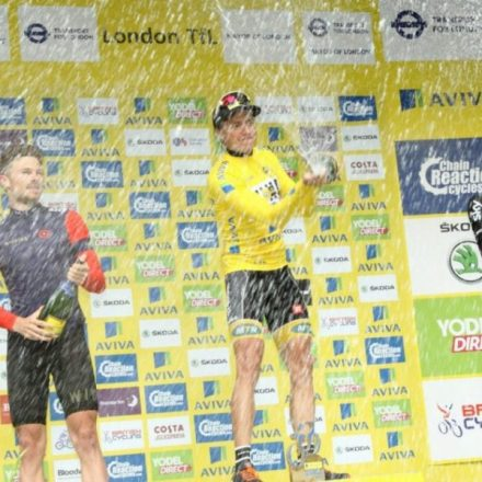 Aviva Tour of Britain 2015 | Stage Eight - London presented by T