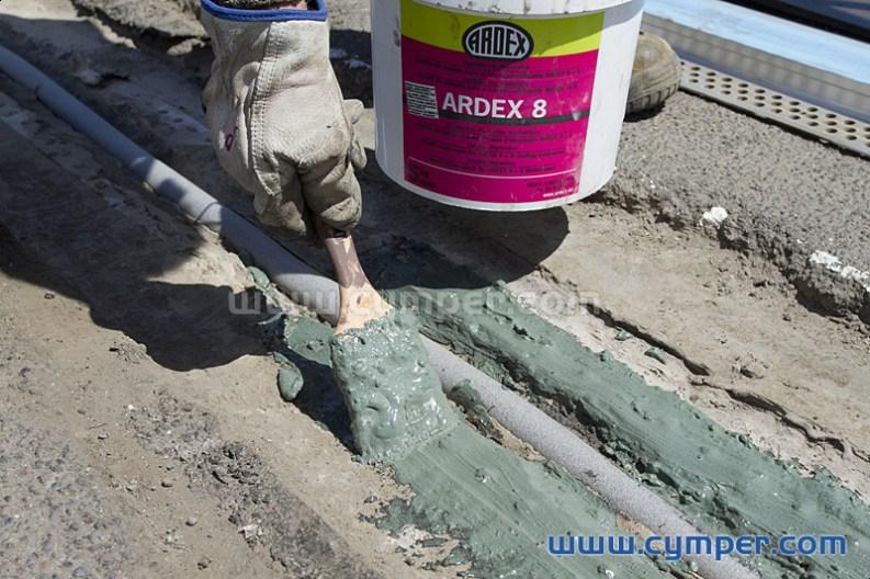 Reparación de junta de dilatación en pavimento asfáltico - 05