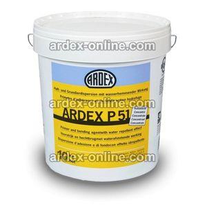 ARDEX P51 - Imprimación de sellado de soportes posoros