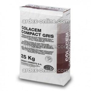 COLACEM COMPACT GRIS - Cemento cola porcelánico color gris