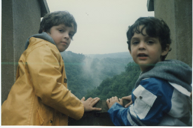 On the Danube, 1985