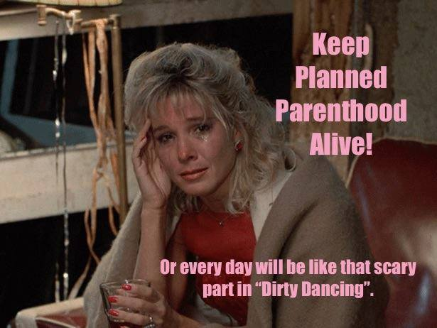 Funny Dirty Dancing Meme : Dirty dancing and planned parenthood a perfect history