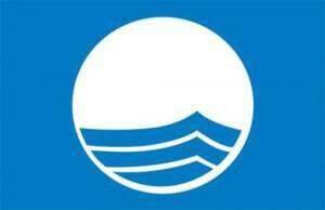 A Blue flag beaches in Cyprus