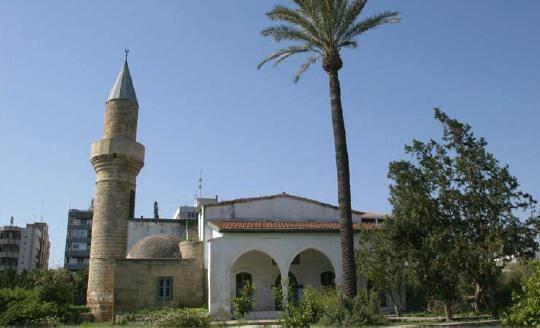 The Pairaktar Djami (within the walls), Nicosia