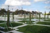 ELDYK Memorial Park in Larnaka