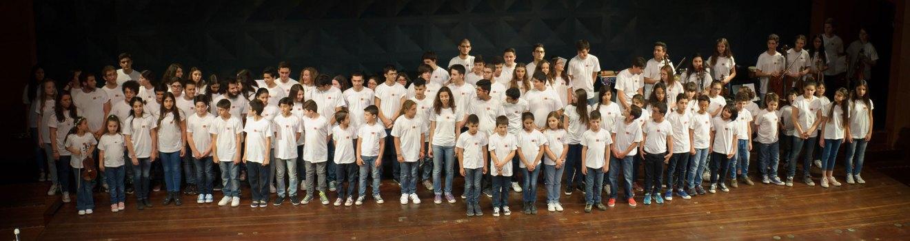 Οι υπότροφοι της Μουσικής Σχολής