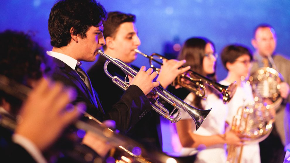 Cyprus Youth Symphony Orchestra Ensembles