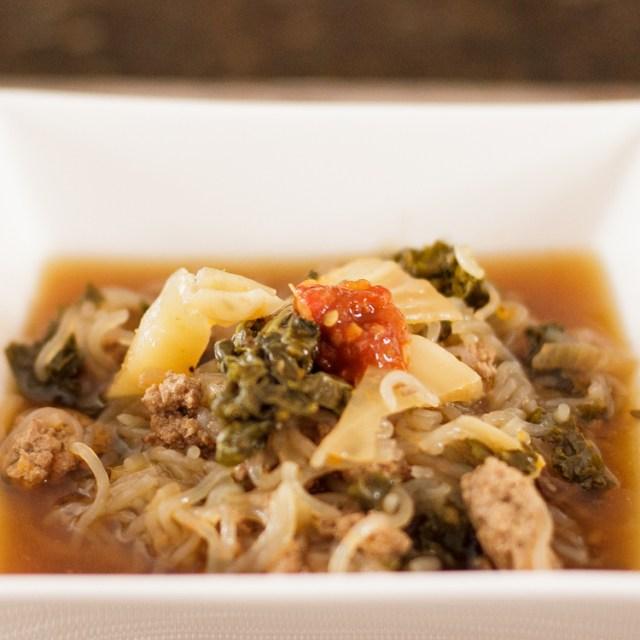IMG_0001 Shirataki Noodle Cup of Soup