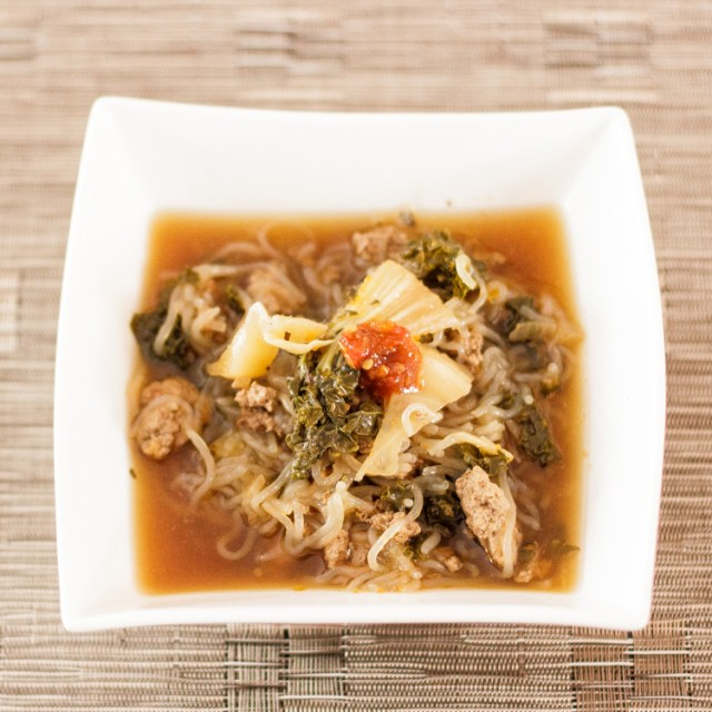 IMG_0003 Shirataki BAM Soup