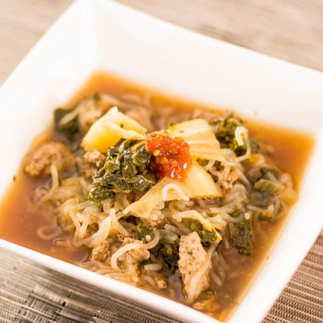 IMG_0006 Shirataki BAM Soup