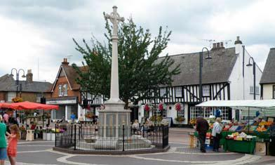 Starting a business in Broxbourne