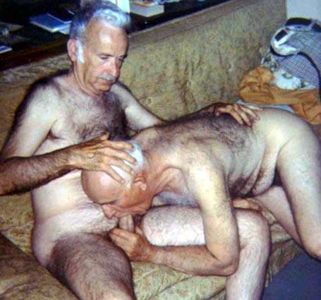 huge grandpa penis