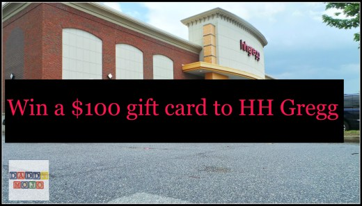 Win a $100 gift card to HH Gregg