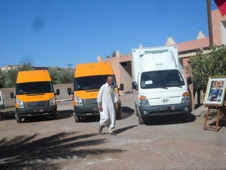 غياب النقل المدرسي يؤرق تلاميذ العديد من الدواوير بجماعة تزارين