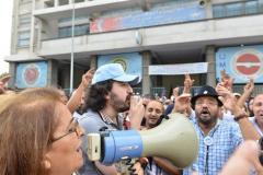 نسبة المشاركة في الإضراب العام تفوق 83 % وحكومة العدالة والتنمية تختار سياسة التمويه