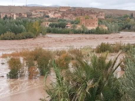 غضب نهر مكون يعود الى الواجهة