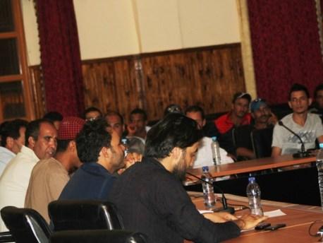 بيان تنديدي: «بلدية قلعة أمكونة تمنع جمعية تين-هينان من إستكمال أنشطتها الثقافية الرمضانية»