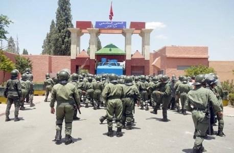 إحالة 13 طالبا، بينهم 3 من زاكورة، على النيّابة العامة على خلفية المواجهات مع الأمن بمراكش