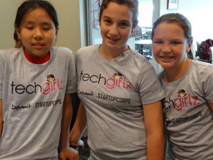 فتاتان من ورزازات وزاكورة بين أربع مغربيات يستفدن من تكوين في التكنولوجيا الحديثة بالولايات المتحدة الأمريكية