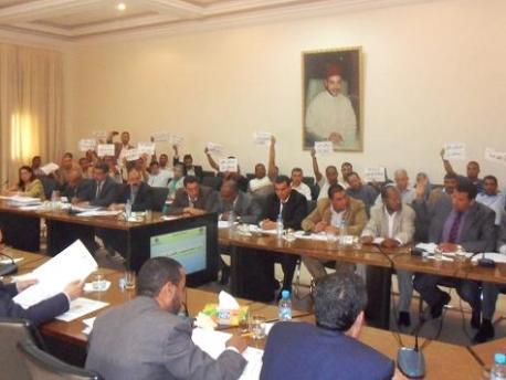 الحبيب أبو الحسن عن التجمع الوطني للأحرار ينتخب رئيسا للمجلس الإقليمي للرشيدية