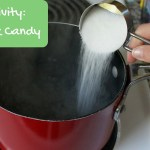 STEM Activity: Make Rock Candy