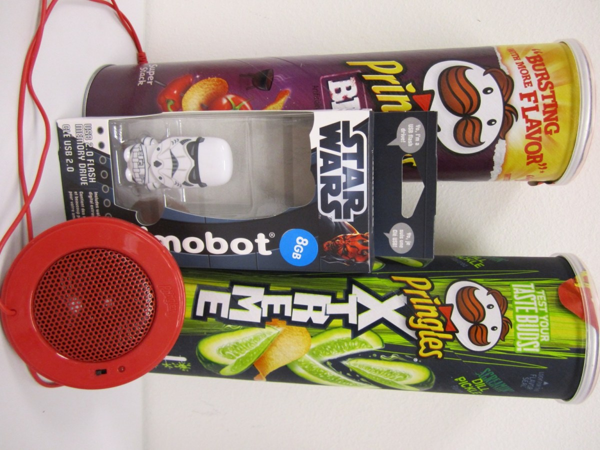 Pringles and Star Wars #Giveaway