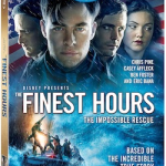 The Finest Hours Storms Into Your Home Today!