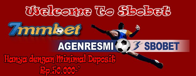 Welcome To Sbobet