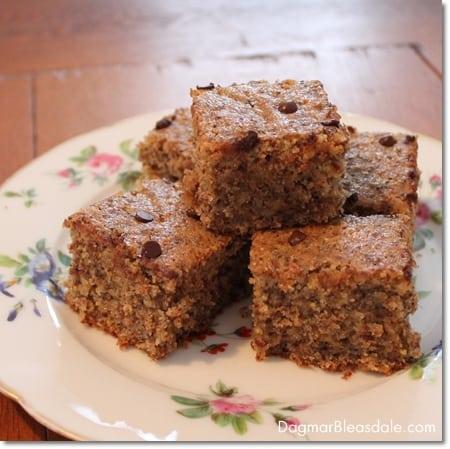 recipe: healthy almond cake