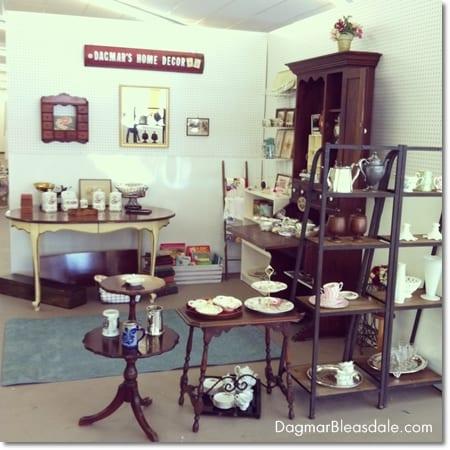 Dagmar's Home Decor at Newburgh Vintage Emporium, NY