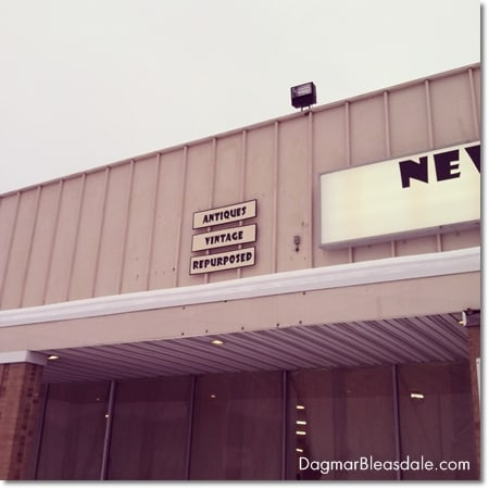 Newburgh Vintage Emporium opening March 1, 2014