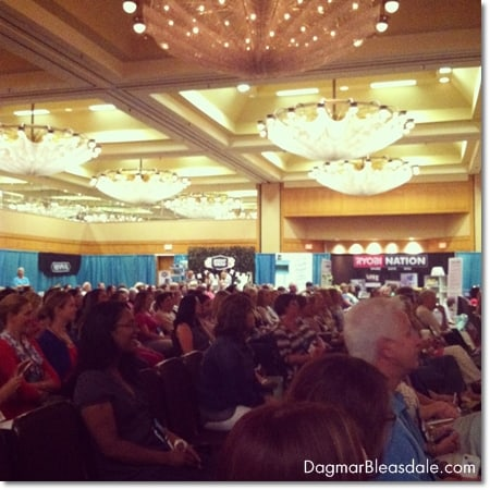 bloggers at Haven conference 2014