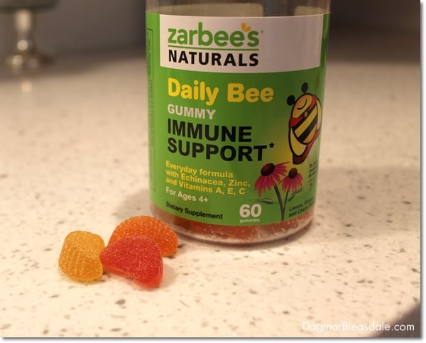 immune support with echinacea, Zarbee's Daily Bee