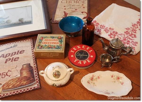 vintage tape tin. DagmarBleasdale.com