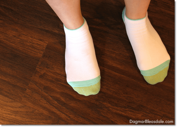 Gold Toe Ultra Soft Oh. So. Soft. socks, DagmarBleasdale.com