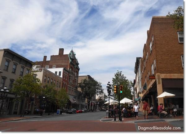 historic Bethlehem, Pennsylvania