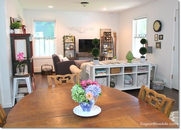vintage cottage decor, DagmarBleasdale.com